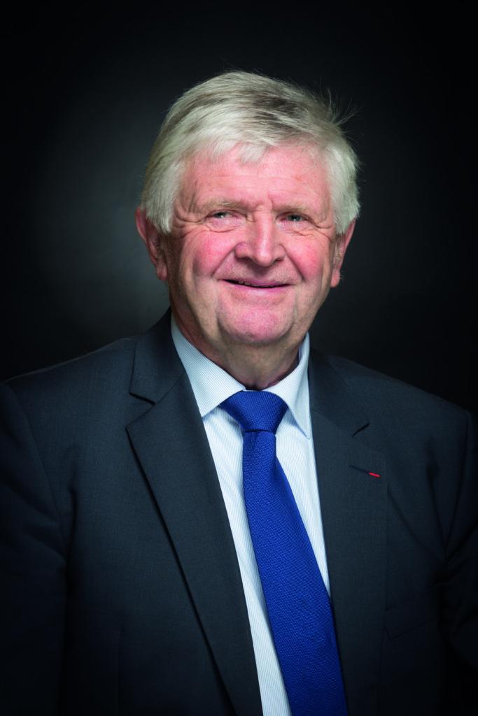 André Salomé Président Com de Com